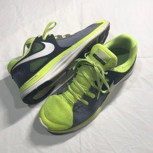 Nike lunar flash + running shoes Mens Size 7.5